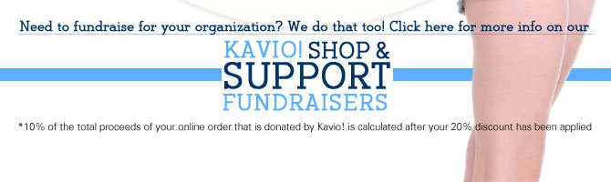Kavio Shop & Support Fundraisers